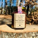 Cailleach's Apiary – Rose and Cacao – Infused Honey