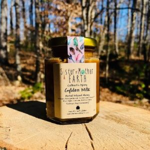 Cailleach's Apiary – Gylden Milk – Infused Honey