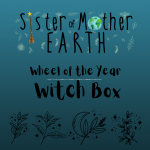 Wheel of the Year Witch Box
