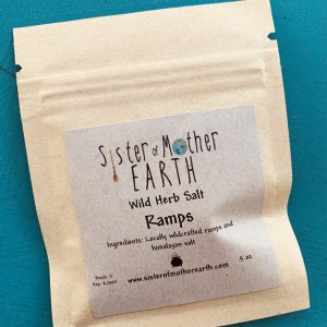 Ramp Wild Herb Finishing Salts