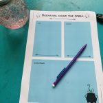 Breaking Down the Spell Worksheet